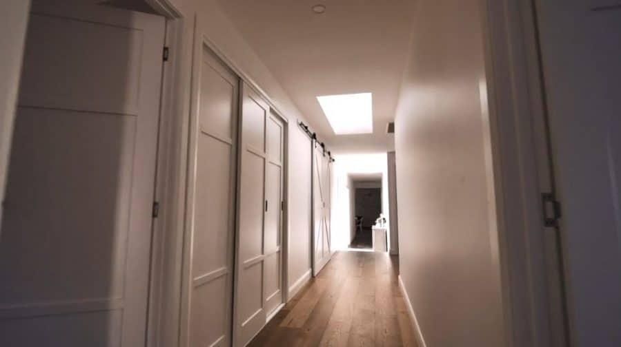 Hannafold hallway