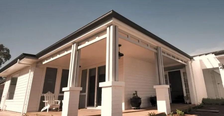 Lakehaven Front verandah