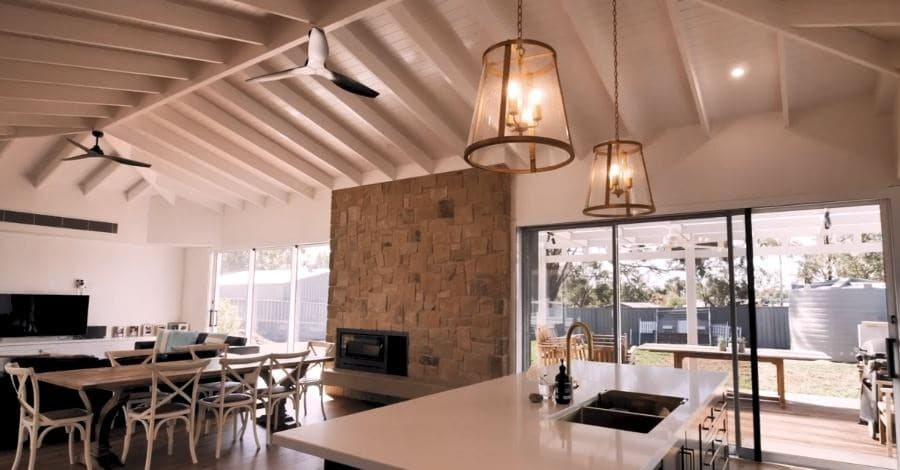 Lakehaven Kitchen Living
